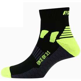 P.A.C. BK 3.1 Bike Cool Socken Herren black